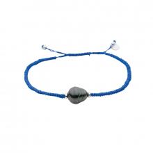 Bracelet cordon tressé Epure